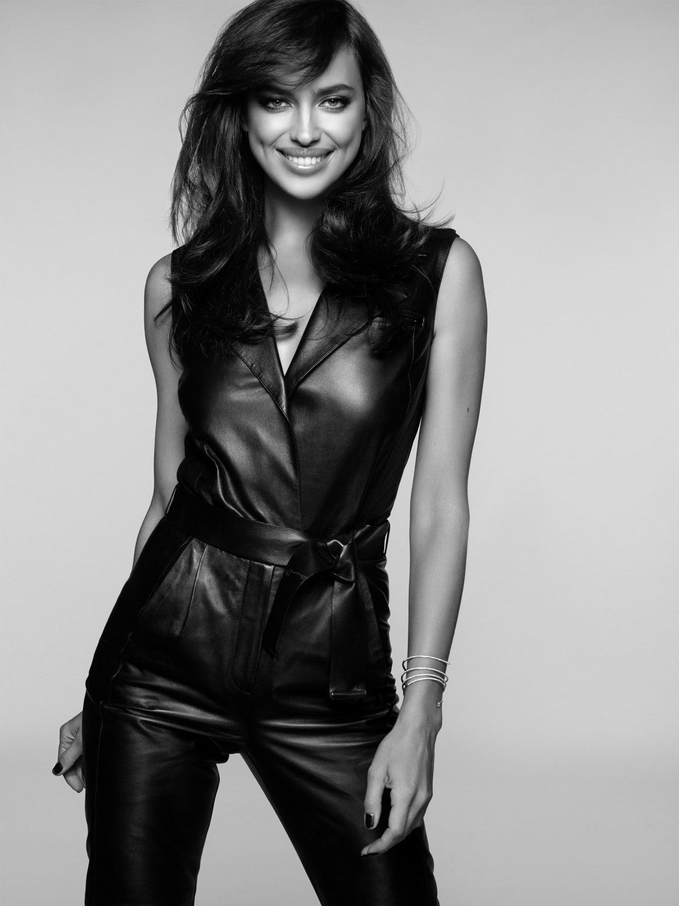 Irina Shayk nueva embajadora de L'Oréal Paris