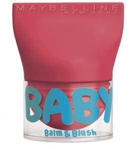 Baby Lips Balm de Maybelline ahora también es Blush