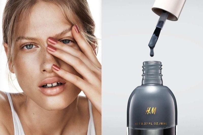 La nueva colección de belleza de H&M te va a enamorar