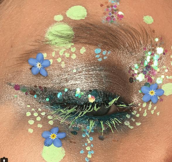 ojos primavera