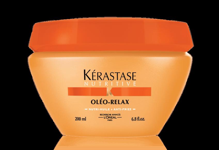 Mascarilla Kerastase Nutritive Oleo-Relax Anti-Frizz