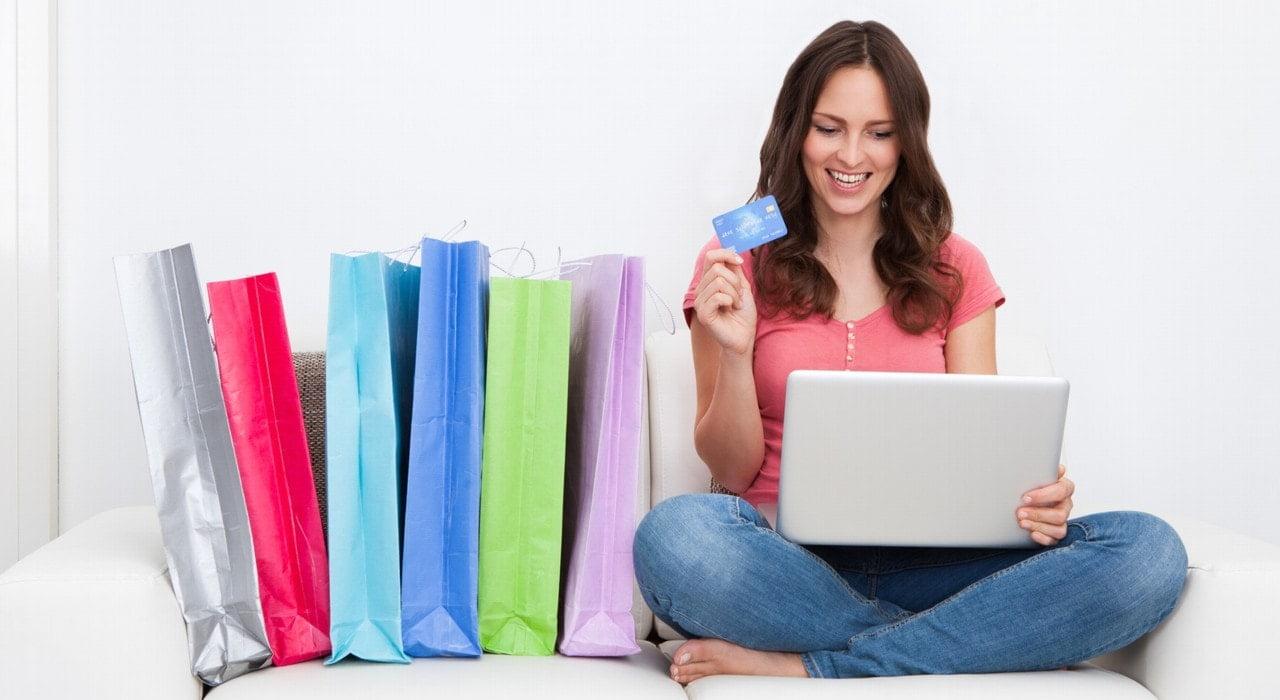 Ir de tiendas online