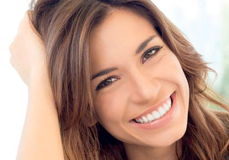 Sonrisa femenina